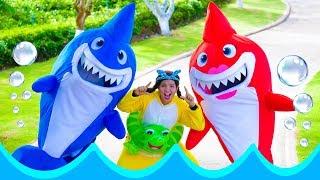 Baby Shark Song Nursery Rhymes for Kids