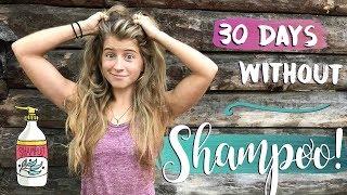 MY 30 DAY NO SHAMPOO EXPERIENCE. 💆🏼🙅🏼