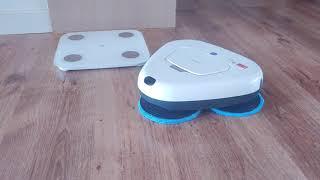 에브리봇 쓰리스핀 로봇물걸레청소기