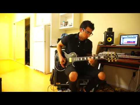 Bullet For My Valentine - Don't Need You - *ADDED SOLO* - JKings Cover NEW SONG 2016 (HQ)
