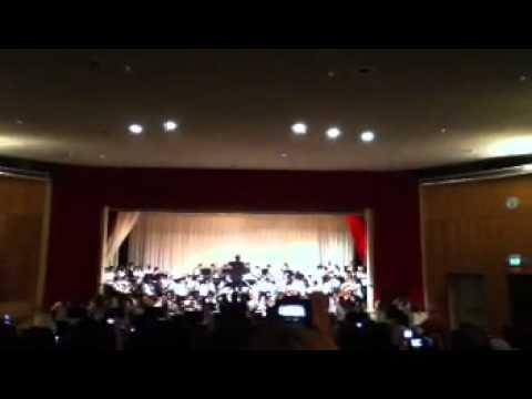 Village Festival band 6th grade Herbert Hoover middle school