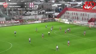 FATV 17/18 Fecha 1 - Talleres 0 - Sacachispas 1