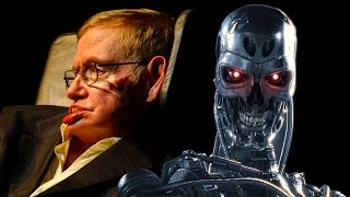 Stephen Hawking Warns A.I. Could End Mankind