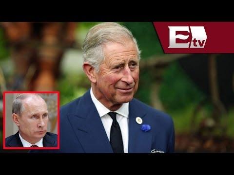 Príncipe Carlos de Inglaterra compara a Vladimir Putin con Hitler y desata polémica en Rusia/ Global