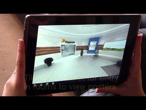 Freescale - Augmented Reality Virtual Showroom