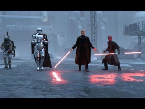 Star Wars Battlefront 2 Heroes Vs Villains 634 Darth Maul MVP thumbnail