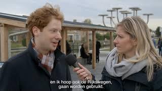 Opening duurzame weg N211 | Provincie Zuid-Holland