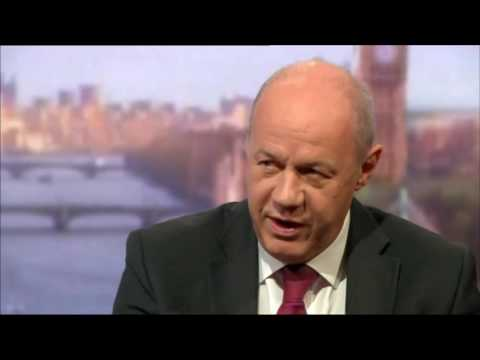 Damian Green: Tory austerity for the poor and disabled will