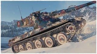 AMX 50 B • GOLD MODE ON - 12.5K DAMAGE • WoT Gameplay