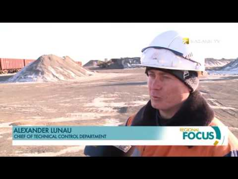 Kazakhstan's mining companies increase production capacities