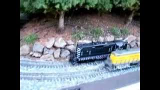 Siskiyou Mountain Lakes Railroad 020