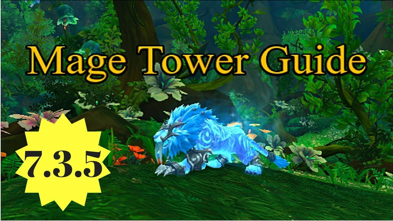 brewmaster mage tower challenge guide