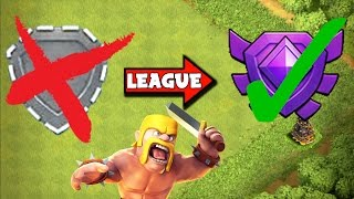 FROM NO LEAGUE TO CRYSTAL 1 | HUGE 1.8 MILL STAR BONUS COLLECTED! | Clash of Clans |