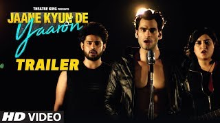 Jaane Kyun De Yaaron Latest Hindi Movie Trailer | Raghu Raja, Kabir Bedi, Daya Pandey