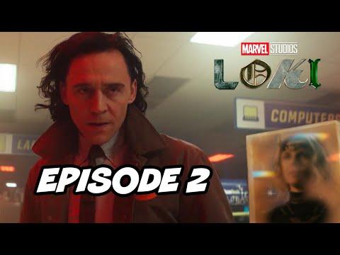 Loki Episode 2 Marvel TOP 10 Breakdown and Easter Eggs
