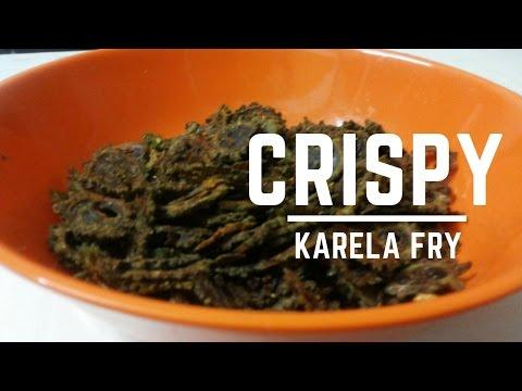 рдХреБрд░рдХреБрд░реАрдд рд╡ рдЖрд░реЛрдЧреНрдпрджрд╛рдпреА рдХрд╛рд░рд▓рдВ | Crispy Karla Fry | Recipe by Anita Kedar