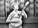 Georgette Twain, Queen of the Banjo, on the Red Rowe Show #1