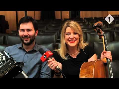 20 Jahre Ö1 Clubfestival: Ana Topalovic und Nikola Djoric
