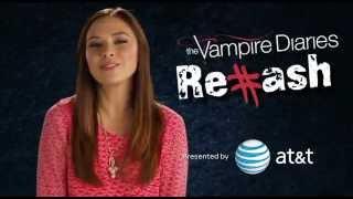 "The Vampire Diaries - Rehash ""Into the Wild"""