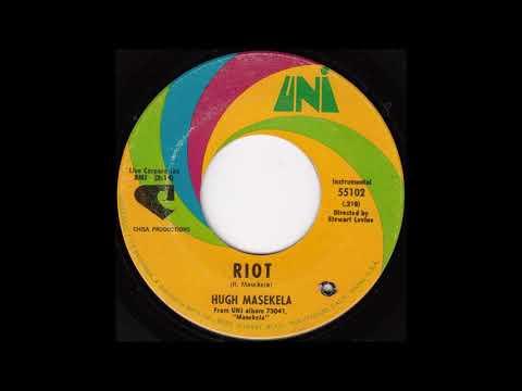 Hugh Masekela - Riot