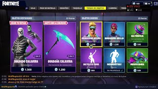 THE *NEW FORTNITE STORE TODAY OCTOBER 11: THE RETURN OF *SKULL TROOPER* AND *NEW SKINS*