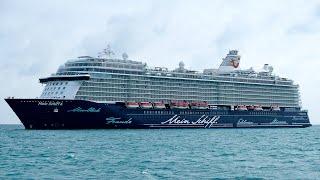 Routen Vorschau MeinSchiff Transreise 10.2019 – 11.2019 ( Heraklion – Dubai )