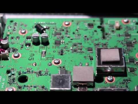 ICOM 2730A MARS Cap Frequency Mod - YouTube