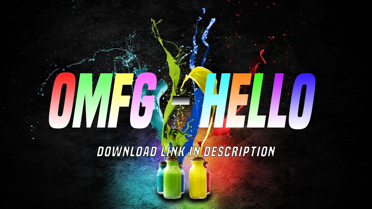 Hello (blaser remix) рингтон (bsd) omfg – скачать бесплатно и.