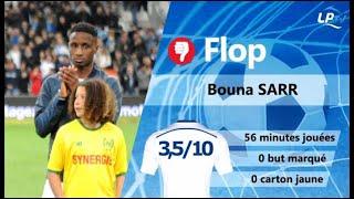 OM 1-2 Nantes : les tops et les flops
