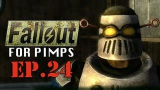 "Fallout for Pimps - ""The Mechanist"" 1-24"