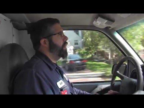 Ride Along with a Palo Alto Utilities Field Service Rep