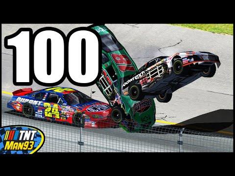100 Ways To Die In NASCAR