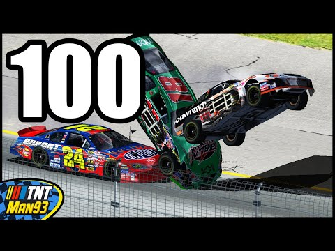 100 Ways To Die In NASCAR