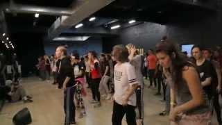 Ильдар Гайнутдинов ТОДЕС варшавка шоу танцуй на 1 канале танцуют все 8 проджект 818 project818