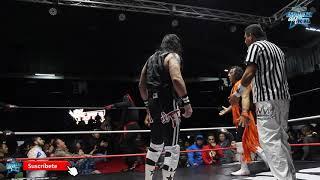 Heavy Metal reta a Jerry Estrada luego de la lucha estelar en LLaves y Candados