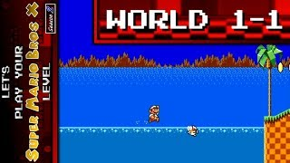 """Let's Play 'Your' SMBX Level """"Season 2"""" [World 1-1]"""