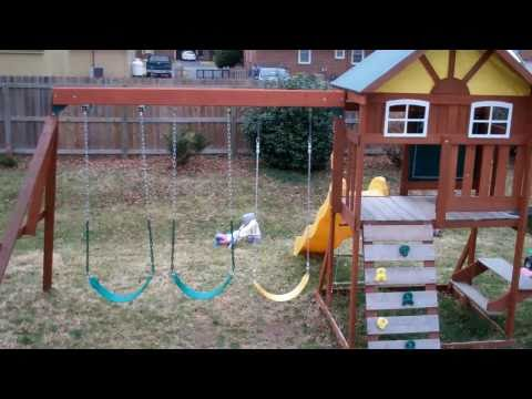 Toys R Us  Swing Set