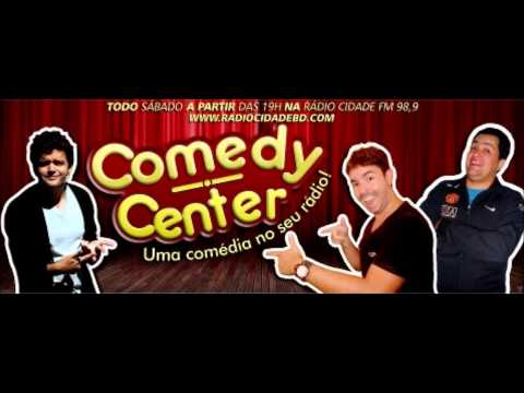 tico santa cruz no comedy center