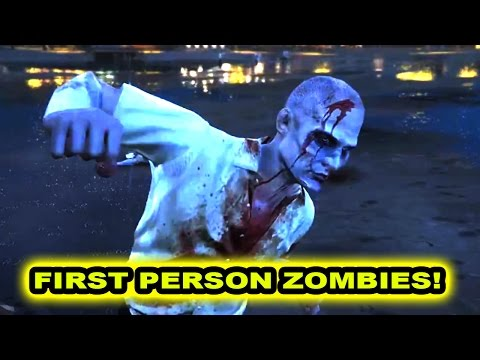 GTA 5 Online - First Person ZOMBIES! Apocalypse Mission (GTA V PS4 ...