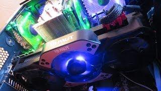 тесты GTX 780 Palit Super JetStream. Часть 2