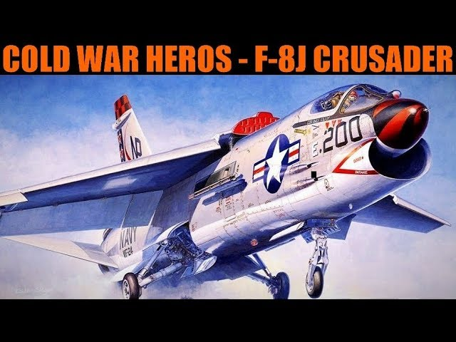 Cap's Cold War Aircraft NEEDED In DCS WORLD: F-8J Crusader