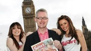 MP Lemit Opik & Cheeky Girls - BBC Interview 2007 At Coventry Casino Opening