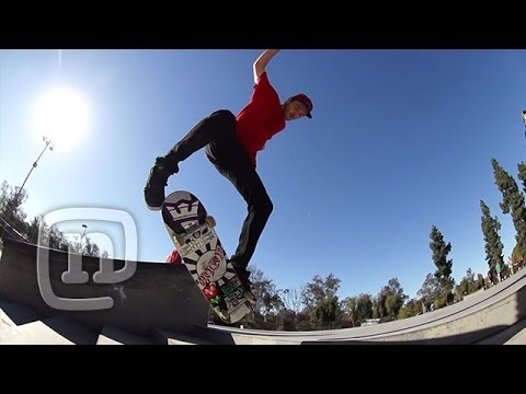 Learn Double Backside Flips w/ Skateboarder Taylor Jett