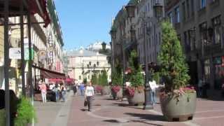 Санкт-Петербург. Малая Садовая. Город над Невой.