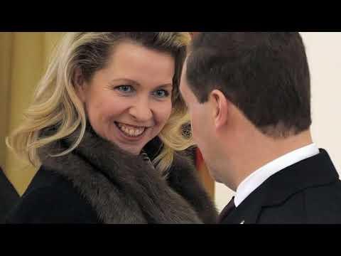 Как богато живёт жена Медведева, или  'Денег нет, но вы держитесь'