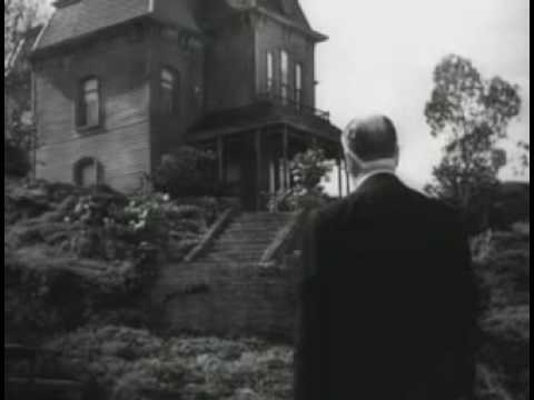 Psycho trailer 1960 youtube for Norman bates house floor plan