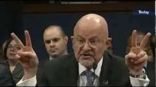 DNI James Clapper Slips Up, Confirms NSA Engages in Domestic Surveillance