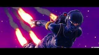Fortnite GamePlay ; (The Reaper , Elite Agent skins )