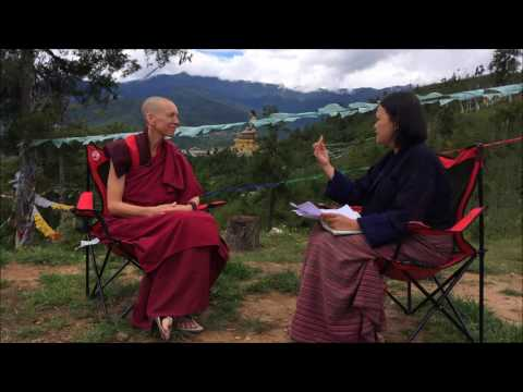 Part 1 | Ani Pema Deki interview with Bhutan Broadcasting Service