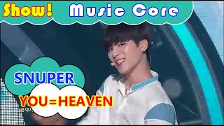 YOU=HEAVEN